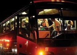 В штате Айдахо США разбился автобус со школьниками