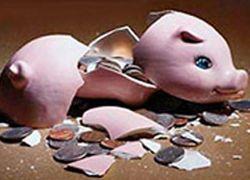 Бюджетный дефицит отказывается расти