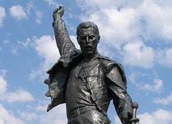 В Лондоне установят памятник Фредди Меркьюри
