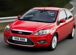 Ford Focus - снова самая продаваемая иномарка в России