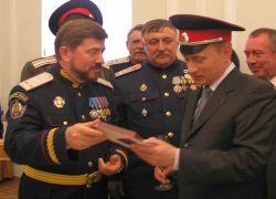 Путин открыл двери госслужбы для казаков