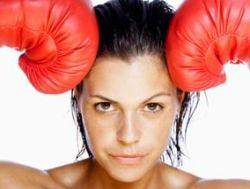 У женщин сила воли втрое больше мужской
