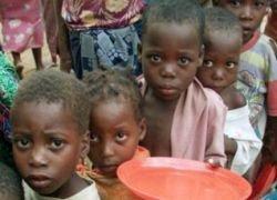 На 40% людей просто не хватает еды