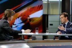 Дмитрий Медведев отвечает на вопросы Кирилла Клейменова