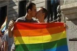 В Вашингтоне прошла манифестация в защиту прав геев