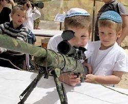 Израильские школьники не хотят в армию