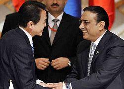 Япония хочет усилить поддержку Пакистана