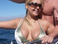 У участницы реалити-шоу  взорвалась силиконовая грудь