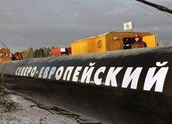 Европа боится газопровода Nord Stream