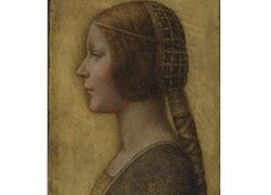 Найдена неизвестная картина Леонардо да Винчи