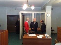 Заседание по делу Абельцева началось с попрания закона