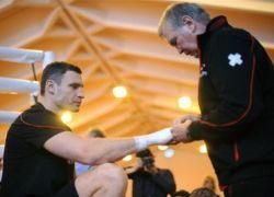 Виталий Кличко остался без тренера