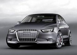 На базе Audi A1 построят кабриолет и внедорожник
