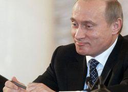 Кризис дарит Путину драйв