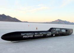 Американцы построили самый быстрый автомобиль в мире