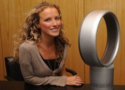 Создан вентилятор, умножающий воздух