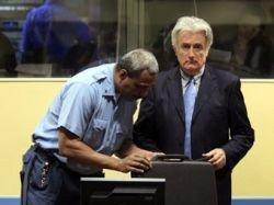 Гаагский трибунал отказал Караджичу в иммунитете