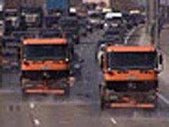 Московское правительство сэкономит на снеге
