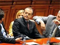 Парламент Румынии выразил вотум недоверия правительству