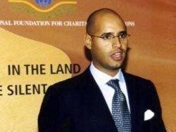 Сын Каддафи готовится стать вторым лицом в Ливии