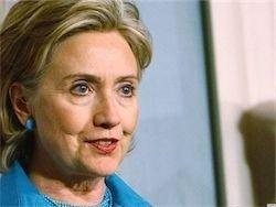 Клинтон оказала правозащитникам протокольную поддержку