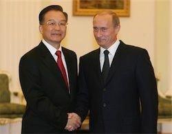 Китай будет с российским газом и нефтепродуктами