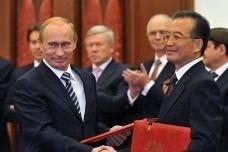 Китай зарядился российской энергией