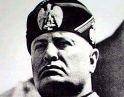 Муссолини работал на английскую разведку