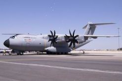 Airbus: A400M выполнит первый полет до конца года