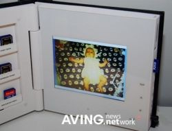 Цифровые фоторамки становятся фотоальбомами