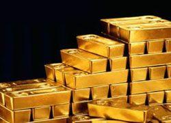 Цена на золото выросла до нового максимума