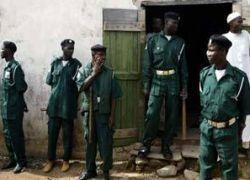 В Нигерии полиция расстреляла участников демонстрации
