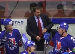 Тренер клуба КХЛ отстранен от работы