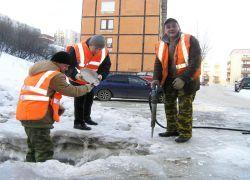 Коммунальщики Москвы надеются на теплую зиму