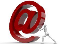 Электронная почта отстает от времени