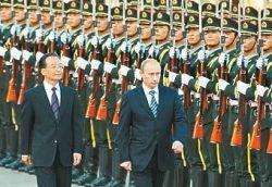 Путин показал китайцам драйв