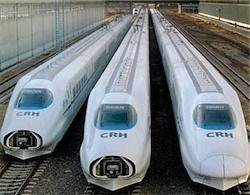 Россия и Китай построят высокоскоростные магистрали