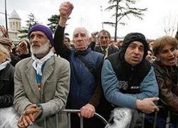 В Грузии начался очередной этап борьбы оппозиции