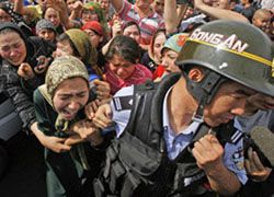 В КНР к казни приговорены еще шестеро бунтовщиков
