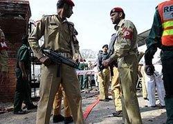 Новые взрывы в Пакистане: 8 погибших, 15 раненых