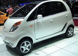 Tata увеличила производство самой дешевой машины в мире