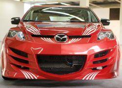 Состоялась премьера нового кроссовера Mazda