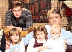 Ющенко стал трижды дедом
