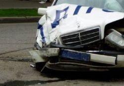 Пьяные милиционеры сбили насмерть пешеходов в Ростове