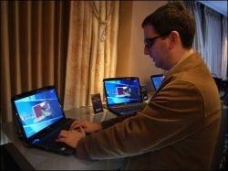 Acer показала ноутбук 5738PG с 3D-экраном