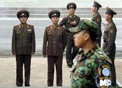 КНДР обвиняет Южную Корею в нарушении границ