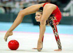 Алина Кабаева снова выйдет на ковер