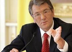 Ющенко призвал правительство Бельгии признать Голодомор