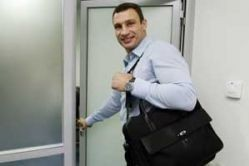 """Немцы извинились перед \""""контрабандистом\"""" Кличко"""
