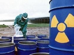 В России тысячи тонн радиоактивных отходов